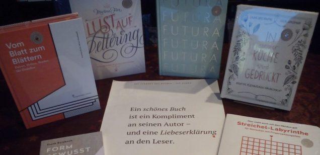 Veranstaltung mit Verlegerin Karin Schmidt-Friderichs