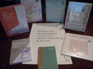 Veranstaltung am 18. Januar mit der Verlegerin Karin Schmidt-Friedrichs